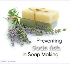 Learn How To Prevent Soda Ash in Homemade Soap