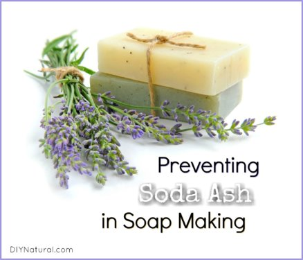Soda Ash in Soap Making