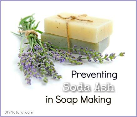 Soda Ash in Soap Making