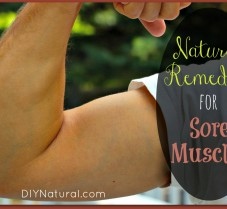 Ease Sore Muscles Naturally With These Remedies