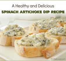 Healthy and Delicious Recipe for Spinach Artichoke Dip
