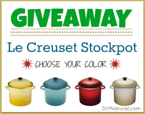 Stock Pot Giveaway