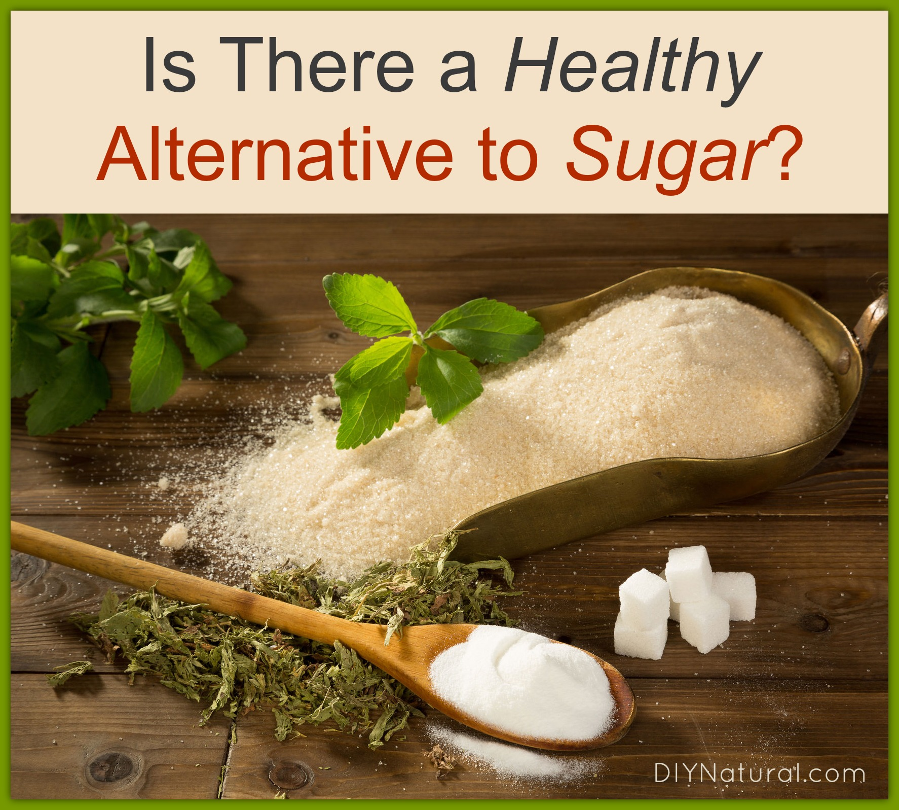 Which Sugar Alternatives Are Safer Than Sugar