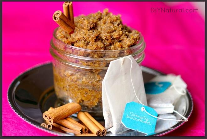 Sugar Scrub Recipe 1