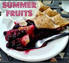 Summer Fruit Tastes Great and is Good For You!