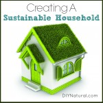 7 Ways to Create a Sustainable Household
