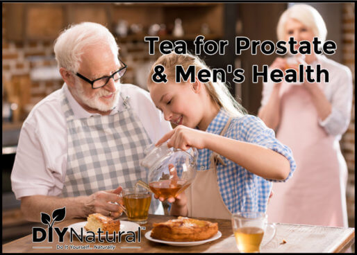 Tea for Prostate