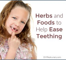 Foods to Ease Teething & A Teething Popsicles Recipe
