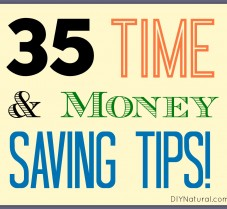 35 Time and Money Saving Tips to Make Life Easier