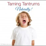 Herbal Solutions to Calm and Settle Child Tantrums