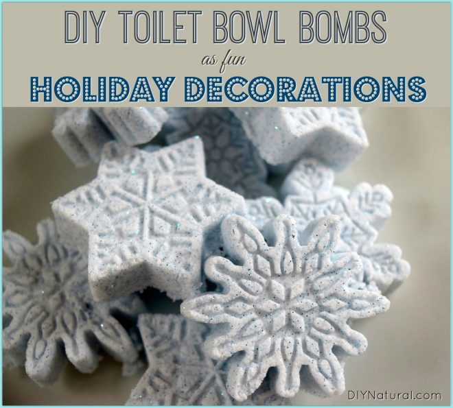 Toilet Bowl Cleaner Bomb Holidays
