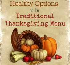 Healthy Options for the Thanksgiving Table