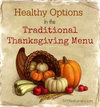 Traditional Thanksgiving Menu