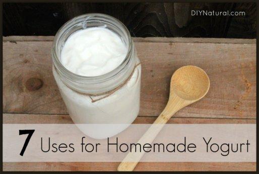 Uses for Homemade Yogurt