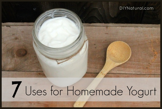 Uses for Homemade Yogurt