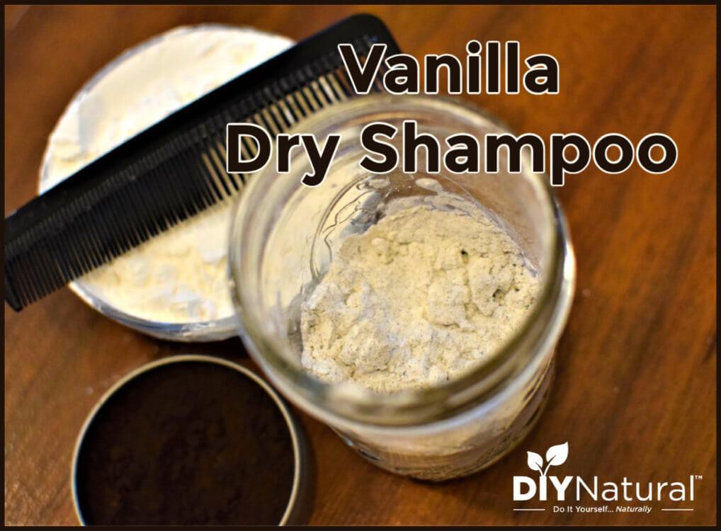 Vanilla Dry Shampoo