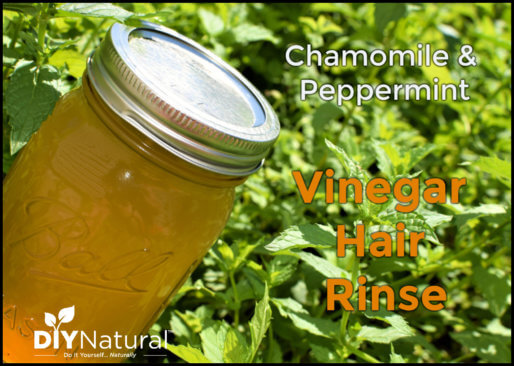 Vinegar Hair Rinse