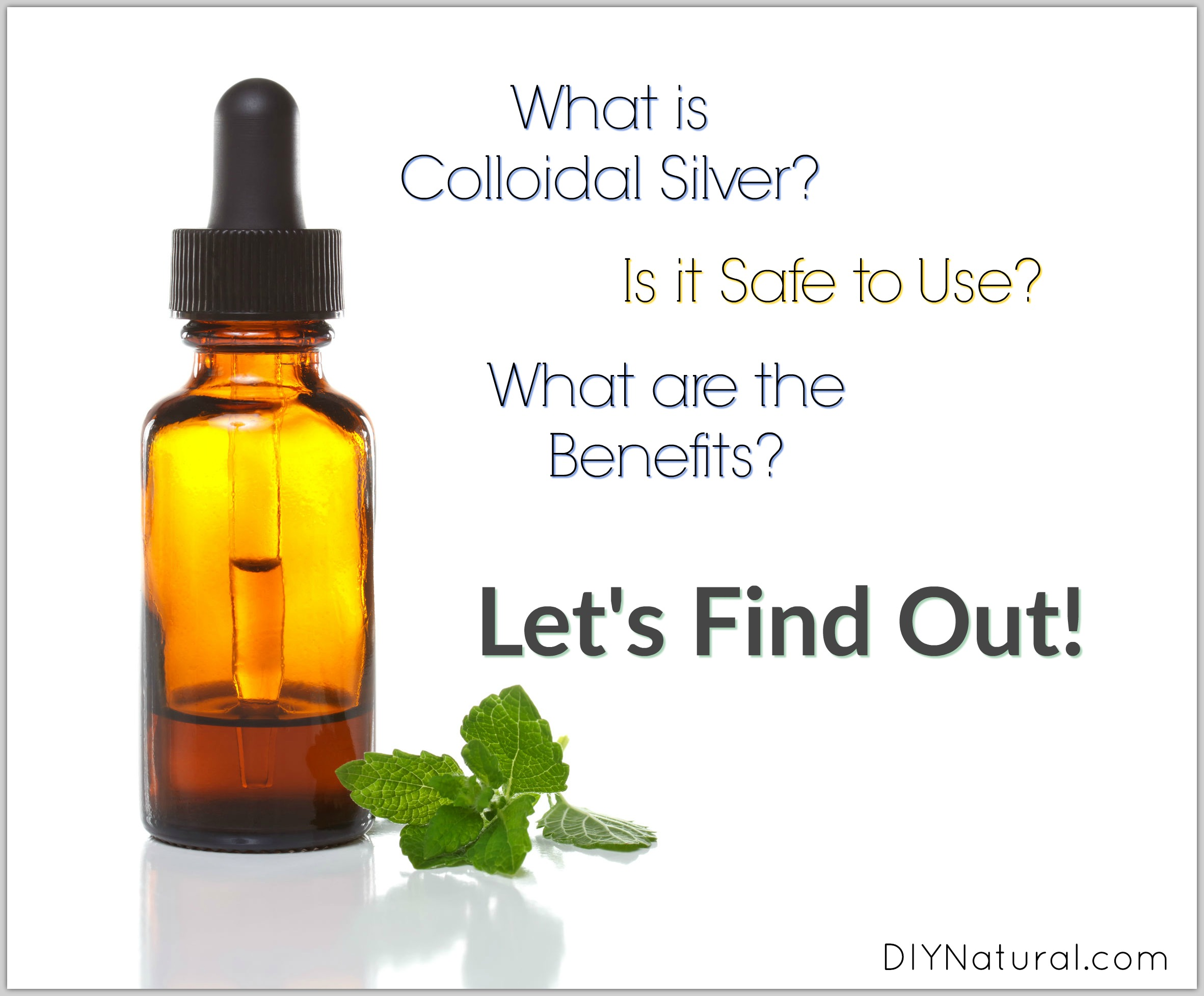 Colloidal silver what is it