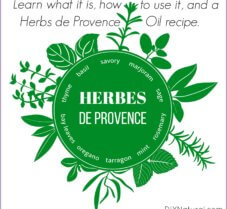 What is Herbs de Provence and How Do You Use it?