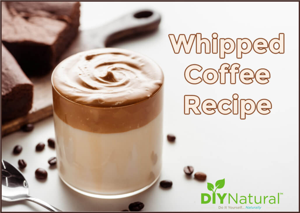 Making Whipped Coffee at Home is Simple and Fun
