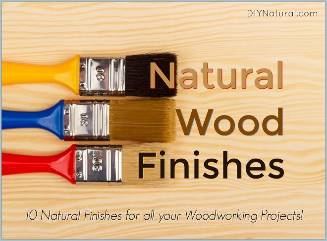 Wood Finishes Natural