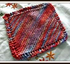 How To Knit A Dishcloth