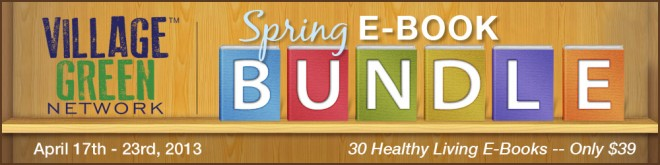 2013 Spring Ebook Bundle
